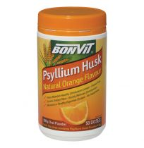 Bonvit Psyllium Husk Oral Powder Orange 500g
