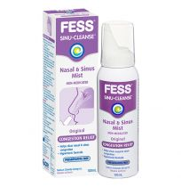 Fess Sinu Cleanse Nasal & Sinus Hypertonic Deep Cleansing Spray 100ml
