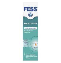 Fess Saline Nasal Spray Eucalyptus 30ml