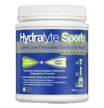 Hydralyte Electrolyte Powder Sports Lemon Lime 900G Tub