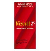 Nizoral Anti-Dandruff Treatment Shampoo 2% 60ml