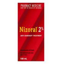 Nizoral Anti-Dandruff Treatment Shampoo 2% 100ml