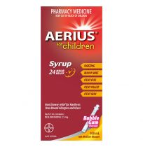Aerius Allergy Relief Children's Syrup 100ml