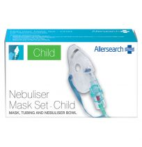 Allersearch Nebuliser Mask Set Child