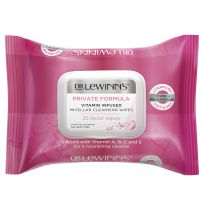Dr Lewinn's Private Formula Vitamin Infused Micellar Wipes 25 Pack
