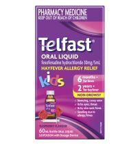 Telfast Kids Oral Liquid 60ml