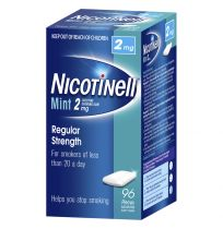 Nicotinell Gum 2mg Mint 96 Pack
