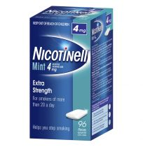 Nicotinell Gum 4mg Mint 96 Pack