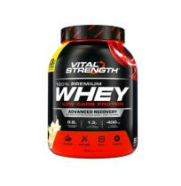 Vital Strength Lo Carb Protein Vanilla 2kg