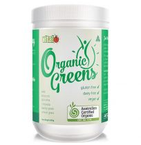 Vital Organic Greens Powder 200g