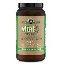 Vital Protein Pea & Hemp Blend Vanilla Flavour 500g