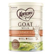 Karicare + Goat Milk Stage 1 Formula 900g