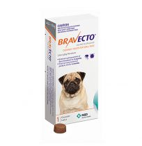 Bravecto For Small Dogs Single Chewable Tablet