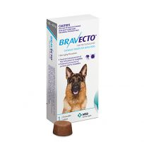 Bravecto For Large Dogs Single Chewable Tablet