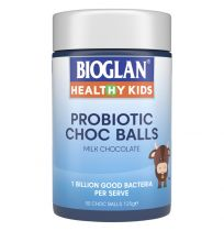 Bioglan Kids Probiotic Chocolate Balls 50 Balls