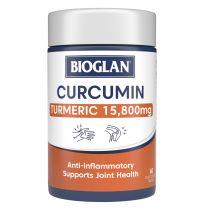Bioglan Curcumin 60 Tablets