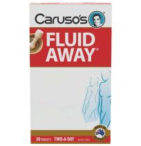 Caruso's Fluid Away 30 Tablets