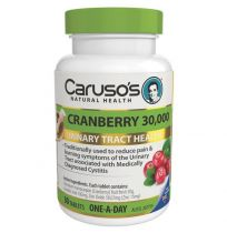 Caruso's Cranberry 30,000mg 90 Tablets