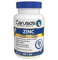 Caruso's Zinc 120 Tablets
