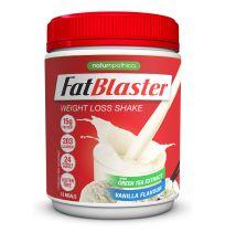 Naturopathica FatBlaster Shake Vanilla 430g