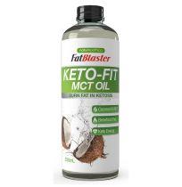 Naturopathica Fatblaster Keto Fit MCT Oil 500ml