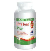 Cabot Health LivaTone Plus 120 Tablets