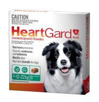 Heartgard Plus Medium Dog 6 Pack
