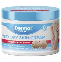 Dermal Therapy Very Dry Skin Cream Tub 250g