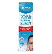 Dermal Therapy Face & Eyelid Eczema Cream 40g