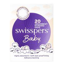 Swisspers Nursing Pads Regular 20 Pack