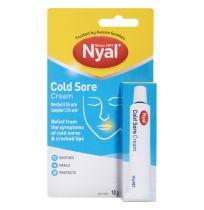 Nyal Cold Sore Cream Tube 10g