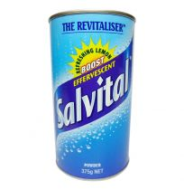 Salvital Effervescent Powder Lemon 375g