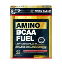 BSC Body Science Essential Amino BCAA Fuel Pineapple Sorbet 270g