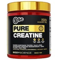 BSC Body Science Pure Creatine 200g