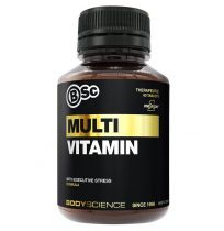 BSC Body Science Multi Vitamin 60 Capsules