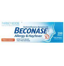 Beconase Hayfever Nasal Spray 200 Doses