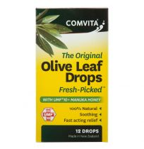 Comvita Olive Leaf Extract Oral Drops 12 Pack