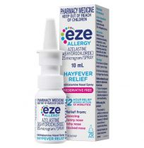 Eze Allergy Antihistamine Nasal Spray 10ml