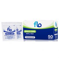 FLO Sinus Care Refill Sachets 50 Pack
