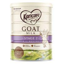 Karicare + Goat Milk Stage 2 Formula 900g