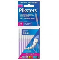 Pikster Interdent Brush Size 1 10 Pack