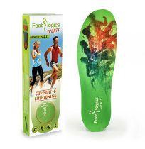 Footlogics Sport Orthotic Insoles XL