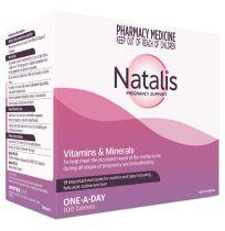 Natalis Pregnancy Supplement 100 Tablets