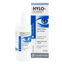 Hylo Forte Lubricating Eye Drops 10ml