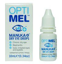 Optimel Manuka Dry Eye Drops 10ml
