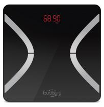 BodiSure Smart Body Composition Scale Black