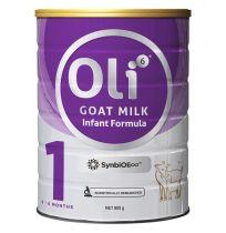 Oli6 Goat Milk Baby Formula Stage 1 800g