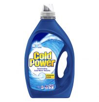 Cold Power Advanced Clean Laundry Liquid 1L
