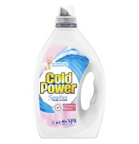 Cold Power Sensitive Pure Clean Laundry Liquid 1L