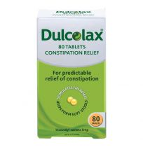 Dulcolax 80 Tablets